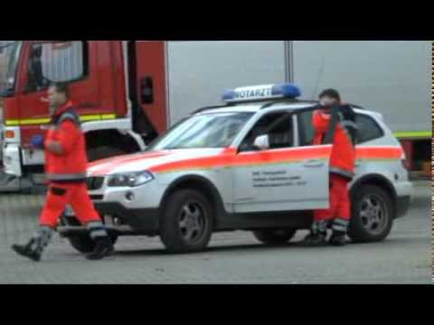 Bad Arolsen: Mann stirbt bei Arbeitsunfall