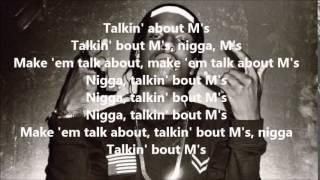 ASAP Rocky - M'$ Ft. Lil Wayne Lyrics