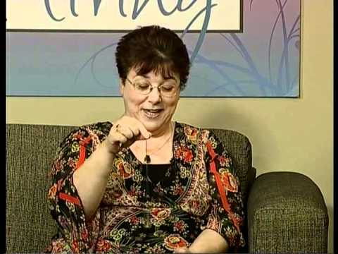 Dowsing with Phyllis on the Good Living show with Megan Banks