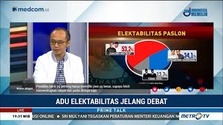Video Alasan Responden Pilih Jokowi dan Prabowo Versi Charta Politika MP3, 3GP, MP4, WEBM, AVI, FLV Januari 2019