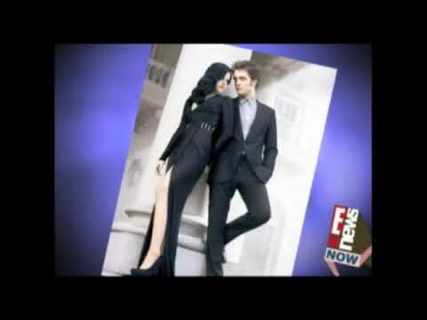 Robert Pattinson & Kristen Stewart Hot Photoshoot