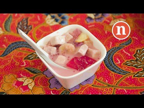 Nyonya Coconut Milk Dessert | Bo Bo Cha Cha | Bubur Cha Cha | 摩摩喳喳 [Nyonya Cooking]