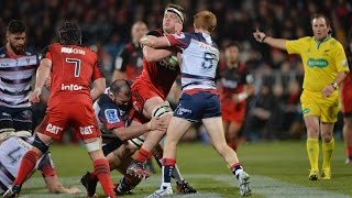 Crusaders v Rebels Rd.16 2016 | Super Rugby Video Highlights