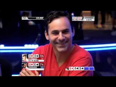 PCA 10 2013 - Main Event, Episode 7   PokerStars