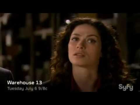 Warehouse 13 Season 2 Promo trailer