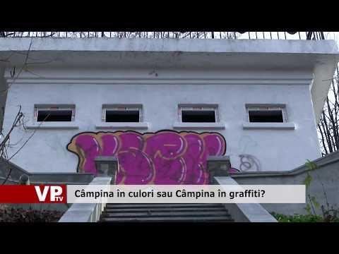 Câmpina în culori sau Câmpina în graffiti?