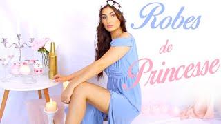 ROBES DE PRINCESSE ♡ - Lufy - YouTube