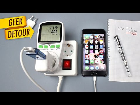 iPhone 6 Plus Fast Charging: 5W charger VS Apple 12 Watt USB power adapter, charging time comparison