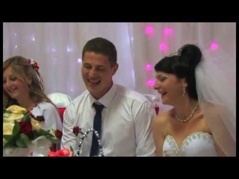 Весільний гумор. Коломийки на весіллі. Музиканти запалюють :D
