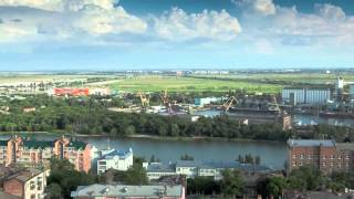 Rostov On Don Russia  city photos gallery : Rostov on Don Russia Ростов на Дону Россия Time Lapse