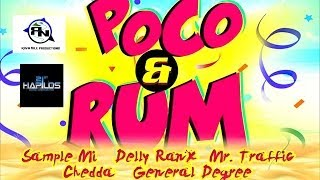 Poco & Rum Riddim 2014 | Riva Nile Productions (Kingston, JA)