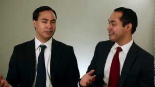 Joaquin (TX) United States  city pictures gallery : Mayor Julián Castro and Texas State Representative Joaquín Castro: Early Vote is the Difference