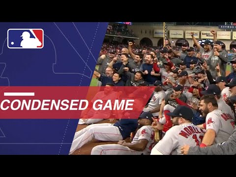 Video: Condensed Game: ALCS Gm5 - 10/18/18