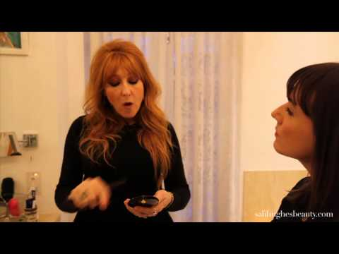 0 in the bathroom with... Charlotte Tilbury