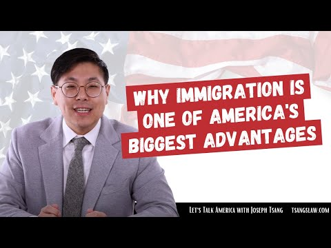 Ep 10: Why Immigration Is One Of America's Biggest Advantages