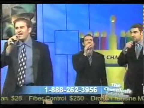 Old School Six13: Chabad Telethon 2007