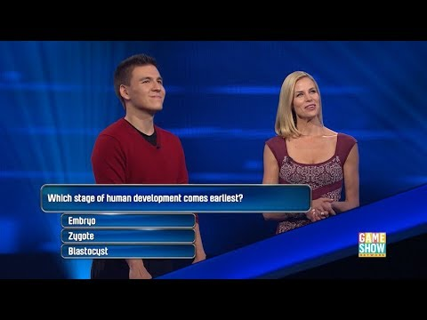 James Holzhauer Faces The Beast on The Chase (with Ken Jennings Commentary)