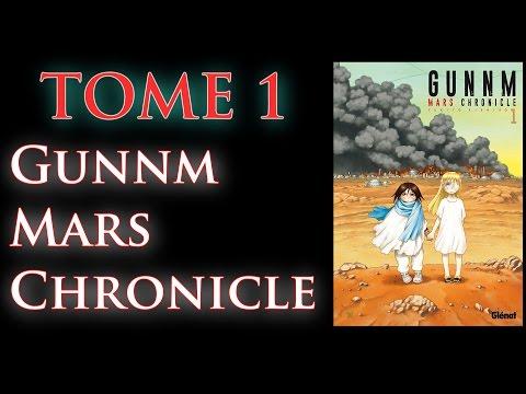 Tome 1 #01 - Gunnm Mars Chronicle - Yukito Kishiro