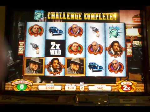 the godfather slot machine