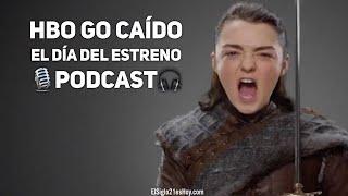 EMPIEZA EN EL MINUTO 5:00 Justo en la noche del estreno de la séptima temporada el servicio en línea de HBO Go se cayó y...
