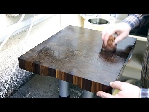 Making KKF contest end grain cutting boards