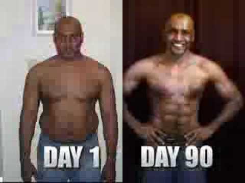 P90X 90 Day Challenge Think ya got what it takes?