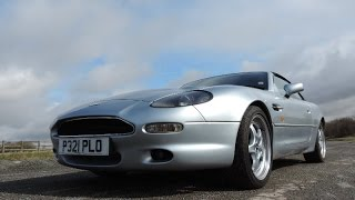 We take Vintage Classics Aston Martin DB7 i6 Volante GTS II back to where it was made near Bloxham in Oxfordshire and discover a well rounded tourer that really flies when provoked. Read the full review at http://classiccarsdriven.com
