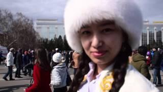 Специальный репортаж, Наурыз мейрамы в Усть-Каменогорске