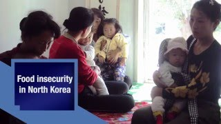 Food security in North Korea is expected to deteriorate