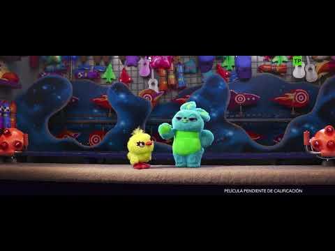 Toy Story 4 - Teaser Tráiler Oficial - Feria en V.O.S.E.?>