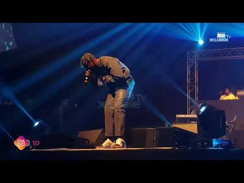 Zlatan's Stunning Performance At One Africa Music Fest Dubai