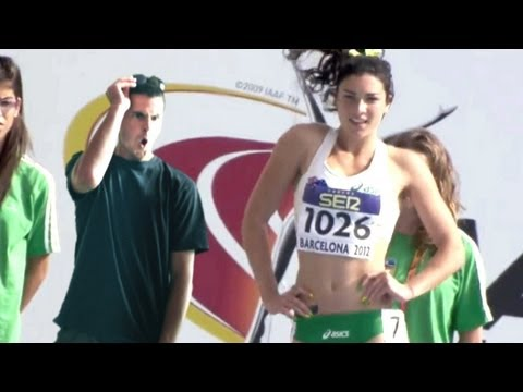 Michelle Jenneke CREEPER