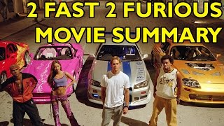 Nonton Movie Spoiler Alerts - 2 Fast 2 Furious (2003) Video Summary Film Subtitle Indonesia Streaming Movie Download