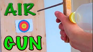 Download Lagu How to make an AIRGUN with a plastic bottle Mp3