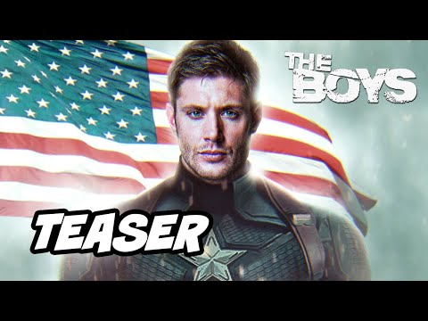 The Boys Season 3 Teaser 2021 - Herogasm Jensen Ackles Breakdown and Marvel Easter Eggs