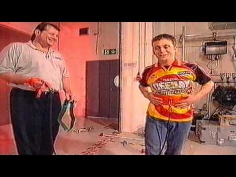SAQ: Alan Pearson on National TV with Liza Tarbuck and Danny Kelly (Speed, Agility, Quickness (SAQ®)