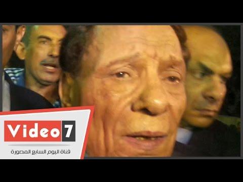 في ذكرى رحيله..كلمات عادل إمام في عزاء سعيد صالح