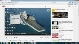 How to Add A Subscribe Button To All Videos On Your YouTube Channel 2015 [ In Hindi]