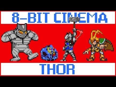8 Bit Thor