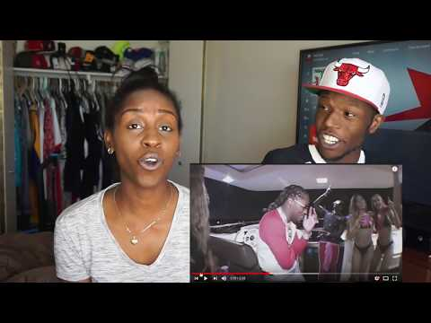 Young Thug - Relationship (feat. Future) [Official Music Video] Reaction