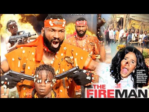THE FIRE MAN SEASON 3 (NEW HIT MOVIE) - SYLVESTER MADU|2020 LATEST NIGERIAN NOLLYWOOD MOVIE