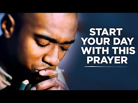 Spend Time Alone With God | Begin The Day With Prayer and Be Blessed