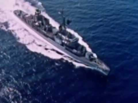 USNM Interview of Edward Knox Part Three Service During the Cold War on the USS Harwood
