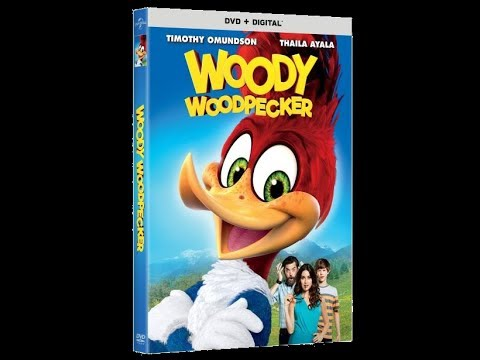 ciné passion blu ray dvd woody woodpecker le film chronique