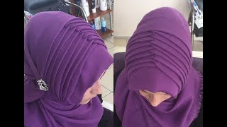 Video Shawl Linking Models for Special Occasions MP3, 3GP, MP4, WEBM, AVI, FLV Juli 2018