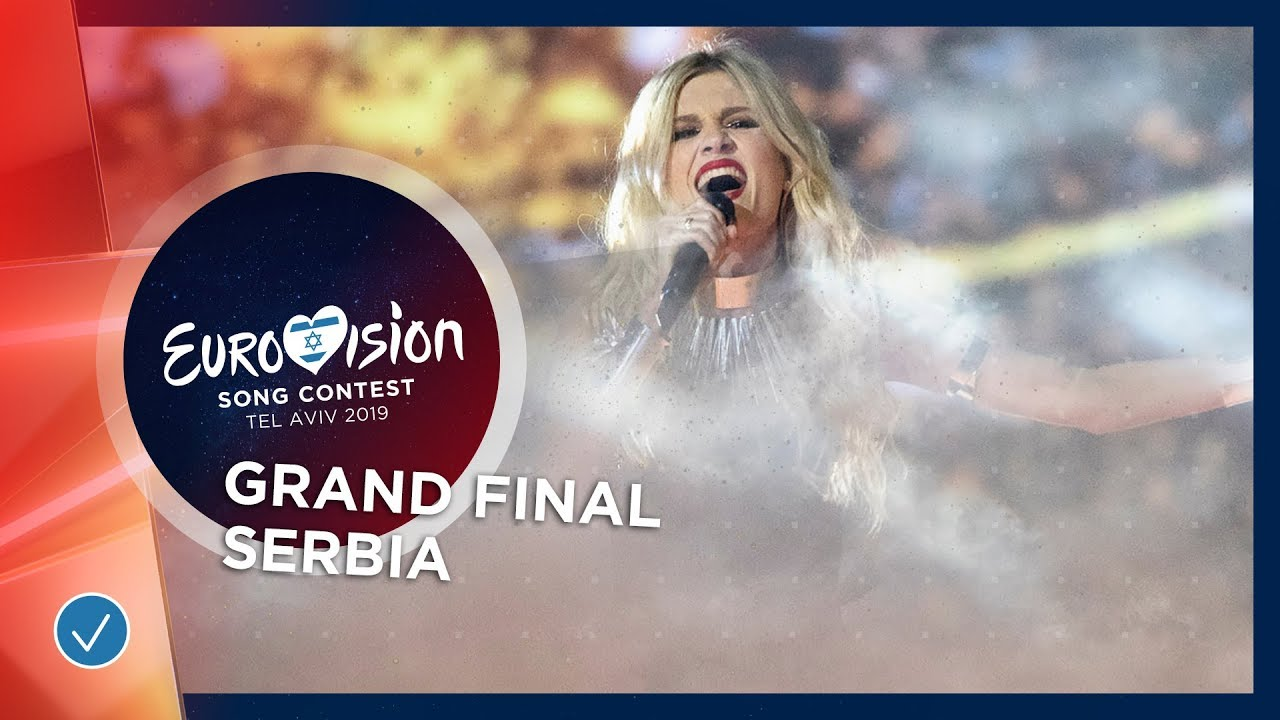 Nevena Božović - Kruna (Serbia 2019)