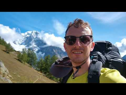 TMB - Tour du Mont Blanc - September 2017