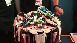 CUBE STORMER 3 Smashes Rubik's Cube Speed Record