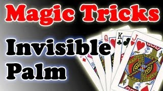 Invisible Palm | Magic of Rahat