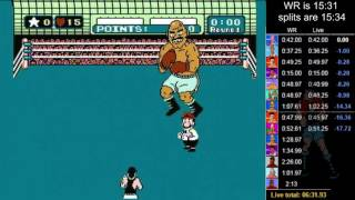 Video Mike Tyson's Punch-Out!! Former World Record Speed Run in 15:12.14 MP3, 3GP, MP4, WEBM, AVI, FLV Juni 2018